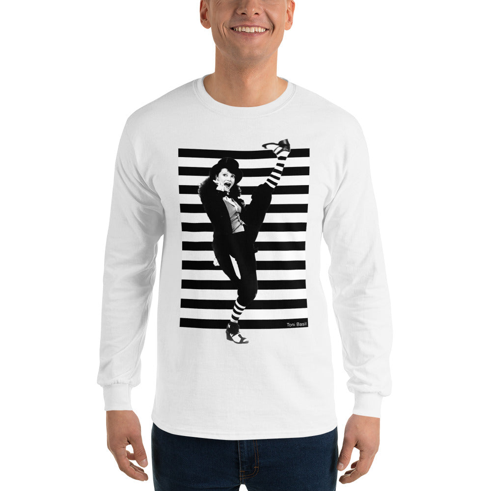 Toni Basil Locker Long Sleeve T - StereoTypeTees