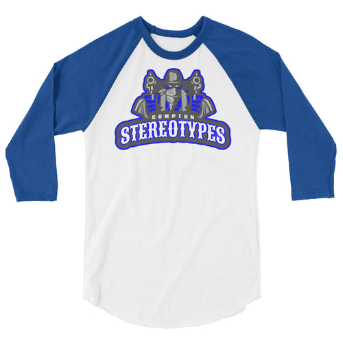 Compton Stereotypes (Blue Baseball) - StereoTypeTees