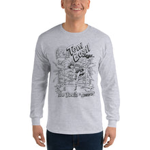 Toni Basil Busting Through Long Sleeve T - StereoTypeTees