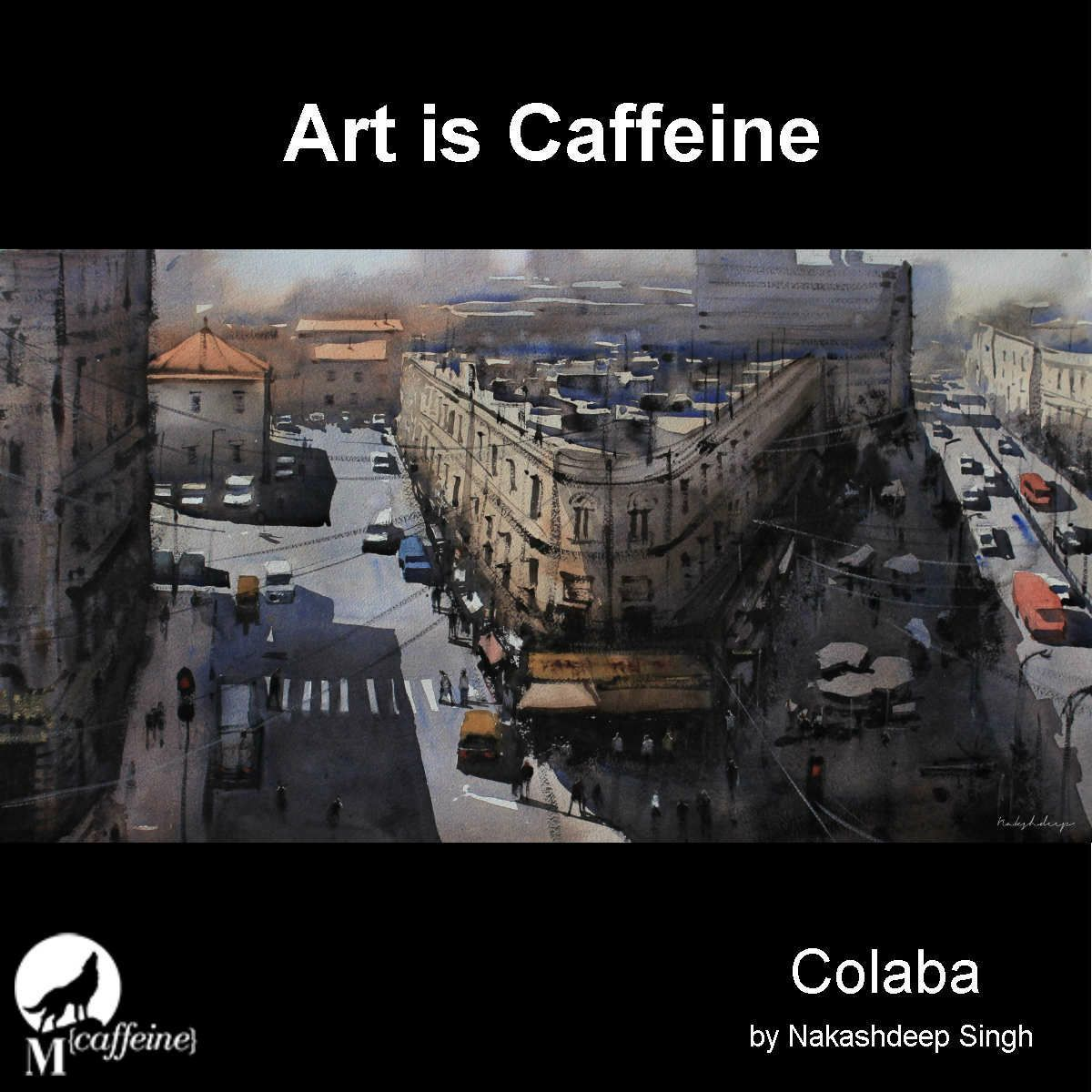 Art is Caffeine - Colaba, Mumbai