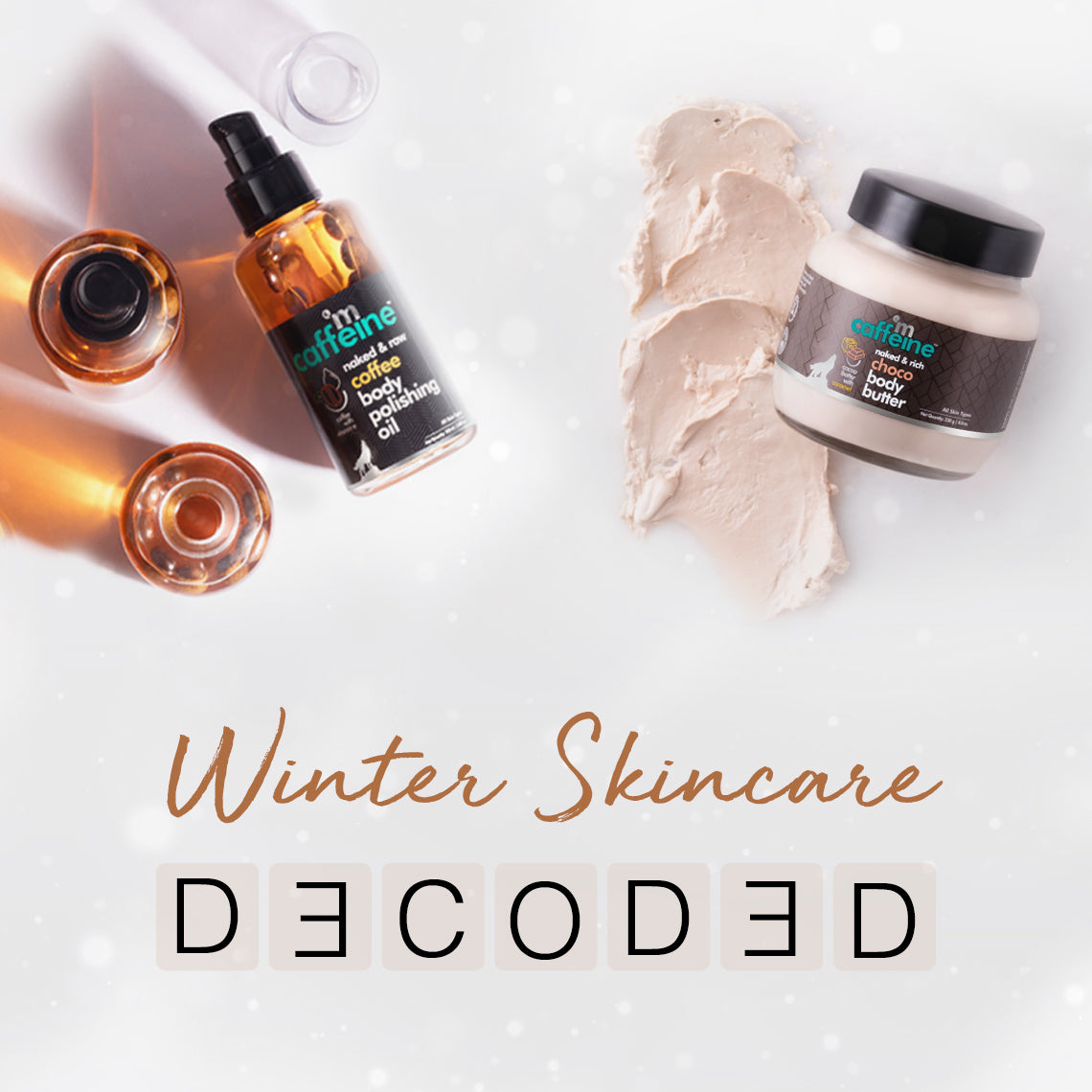 Winter Skincare - Light & Intense Moisturization