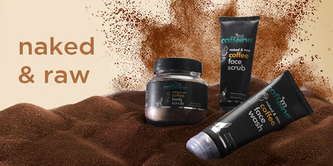 Coffee Skin Care