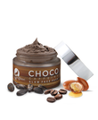 Choco Caffeine Glow Face Mask for Normal/Oily Skin - with Argan Oil and Vitamin E, Clay-Based