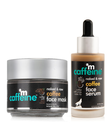Coffee Face Toning Kit
