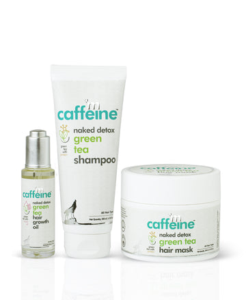 Strengthening and Hair Fall Control Kit