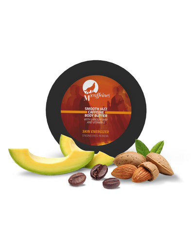 Smooth Jazz Caffeine Body Butter
