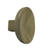 Wooden cabinet knob PO2ASS 37