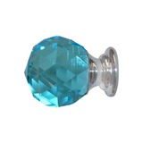 Crystal cabinet knob POAMP29
