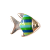 Kids drawer knob Fish shape POAL0346