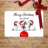 Christmas Digital Gift Card - Email Delivery