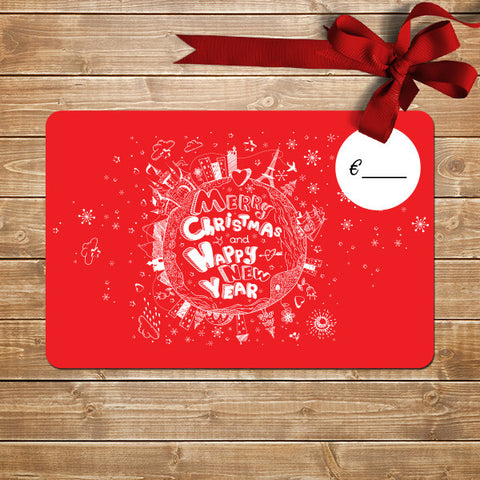 New Year Digital Gift Card - Email Delivery