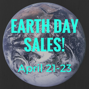 Earth Day Sales!