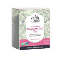 Earth Mama Organic Organic Raspberry Leaf Tea