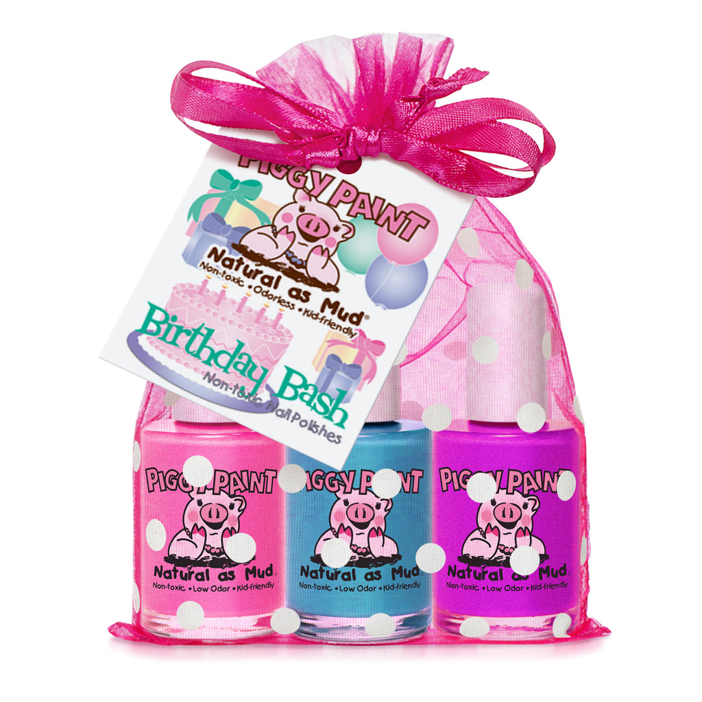 Piggy Paint Birthday Bash Gift Set
