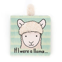 Jellycat If I Were a Llama Board Book