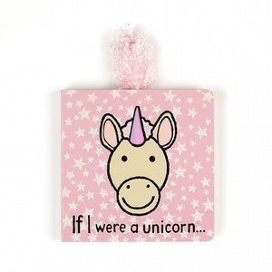 Jellycat If I Were A Unicorn Book