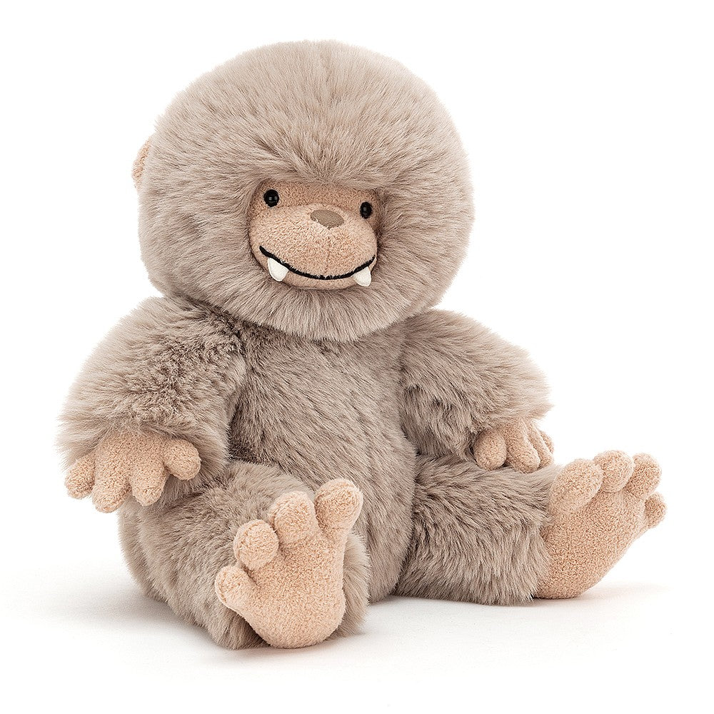 Jellycat Bo Bigfoot