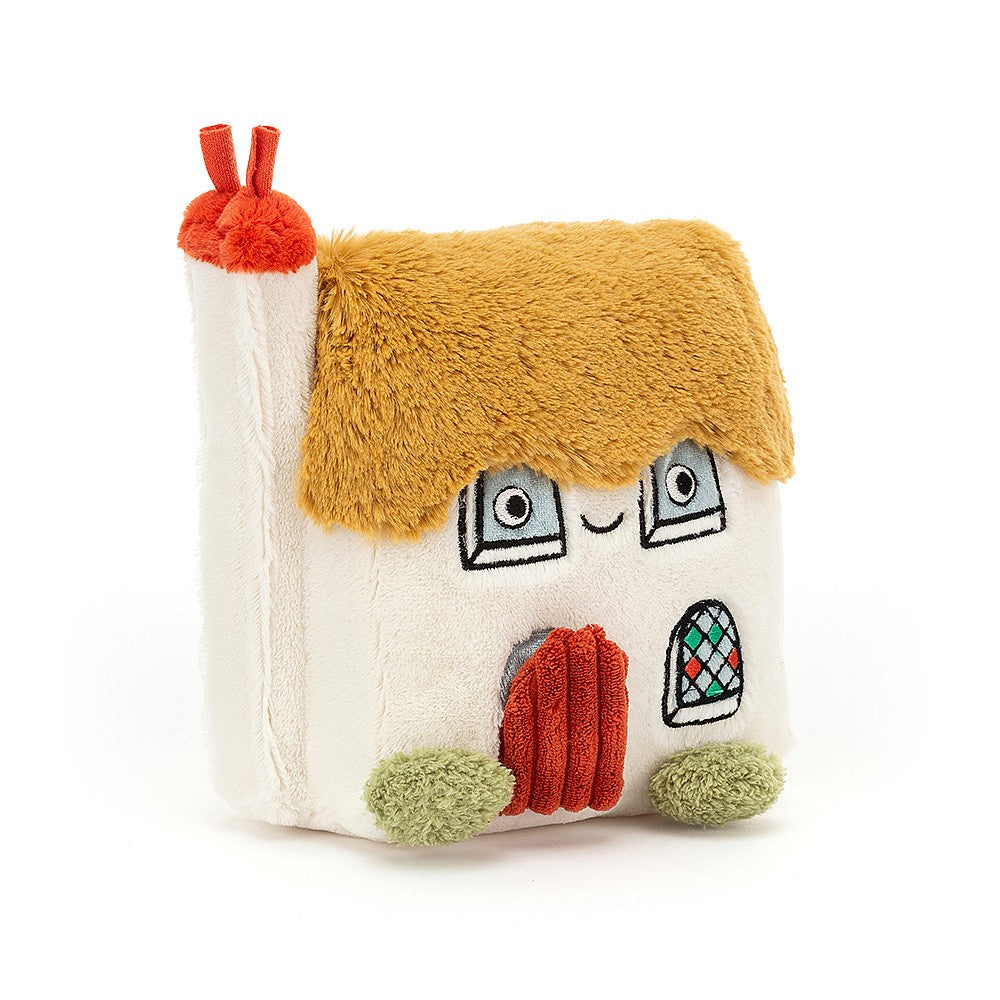 Jellycat Bonny Cottage Activity Toy