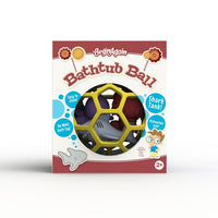 BEGIN AGAIN TOYS BATHTUB BALL