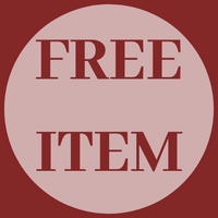 Free Item with Purchase