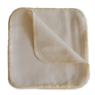 Geffen Baby Birdseye Cotton Cloth Wipes