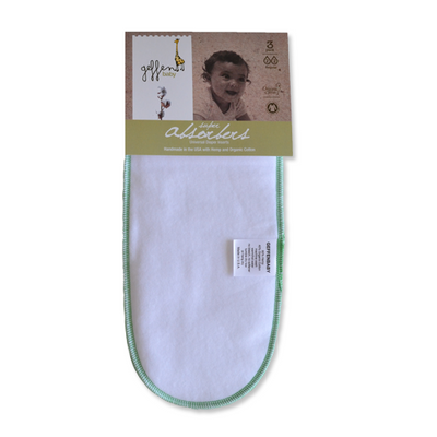 Geffen Baby Super Absorbers - 3 Pack