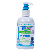 Trukid TruBaby Eczema Soothing Hair and Body Wash