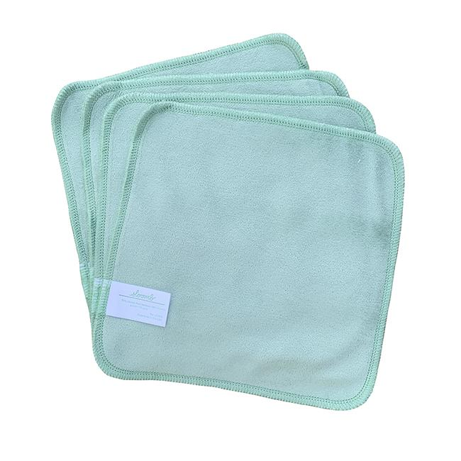 Sloomb Bamboo Velour Wipes