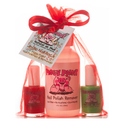 Piggy Paint Jingle Nail Rock Gift Set