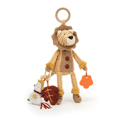 Jellycat Cordy Roy Lion Activity Toy