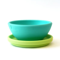 GoSili Bowl & Plate/Lid Set
