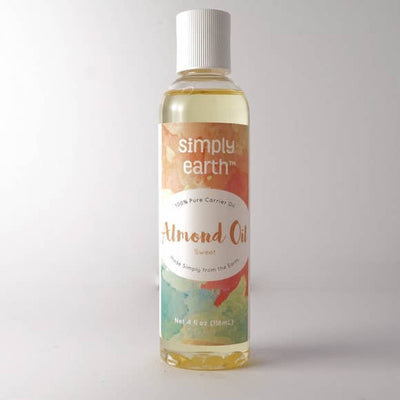 Simply Earth 100% Pure Almond Oil