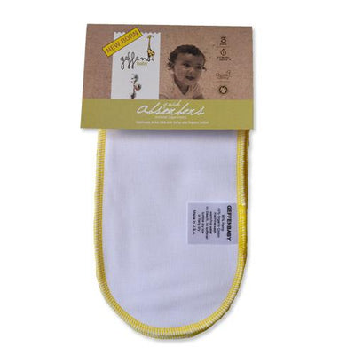 Geffen Baby Quick Absorbers Newborn - 3 Pack