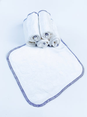 Petite Crown Cloth Wipes