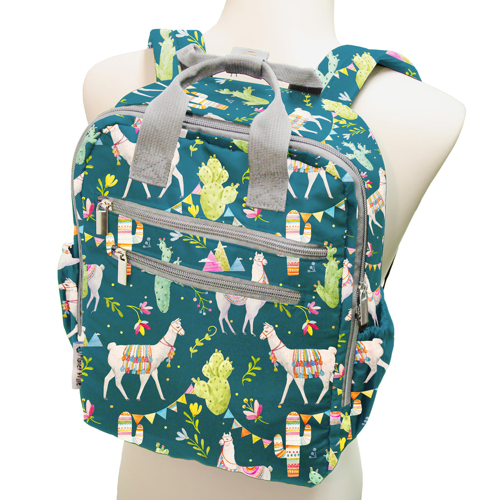 Planet Wise Oh Lily! Perfect Backpack