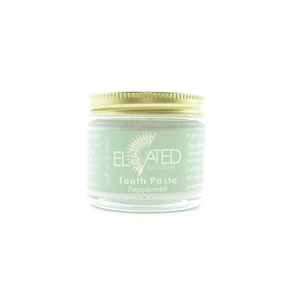 ELEVATED – Tooth Paste Natural Tooth Paste