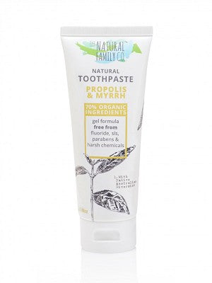 Natural Family Company Toothpaste