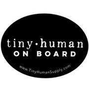 Tiny Human Supply Co Bumper Sticker