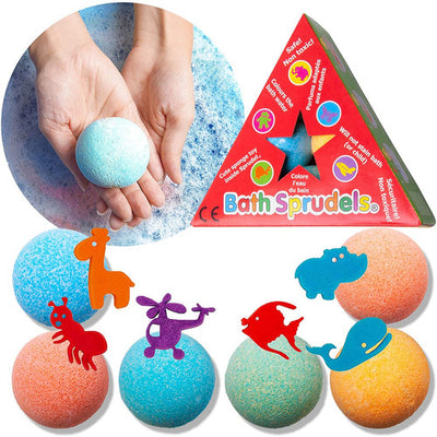 Bath Sprudels Bath Bombs