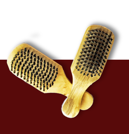 Beard 'O' Shave Brush
