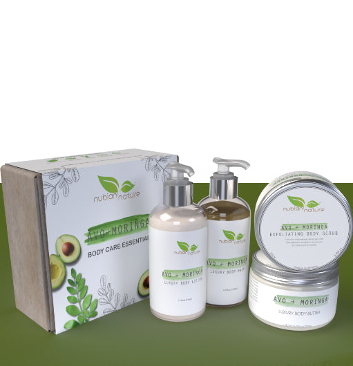 Avo-Moringa Body Care Set
