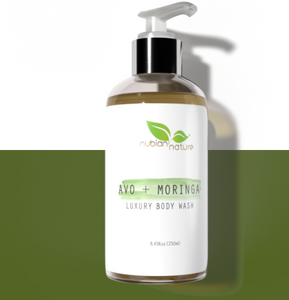 Avo-Moringa Luxury Body Wash
