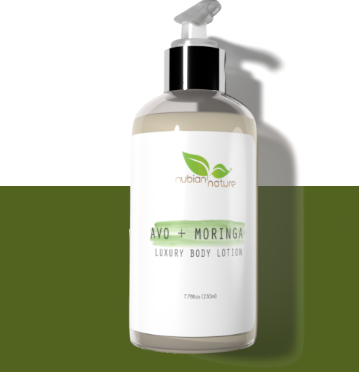 Avo-Moringa Luxury Body Lotion