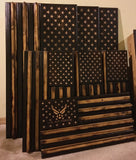 Large Challenge coin rack