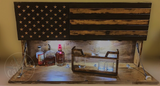 Extra Large Concealment Flag Hidden Bar