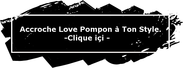 Direction Boutique Love Pompon