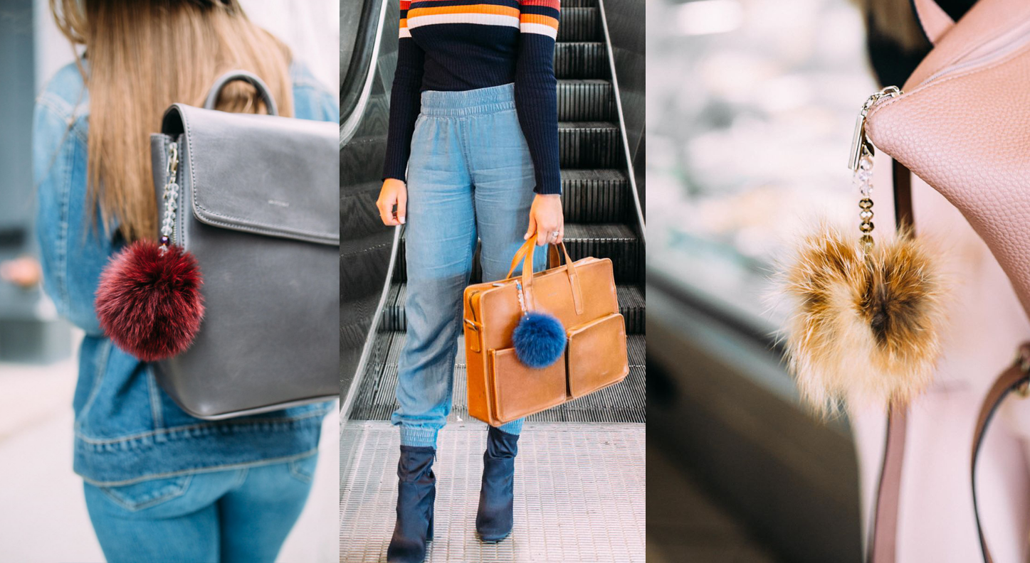 Bags & Styles | Love Pompon