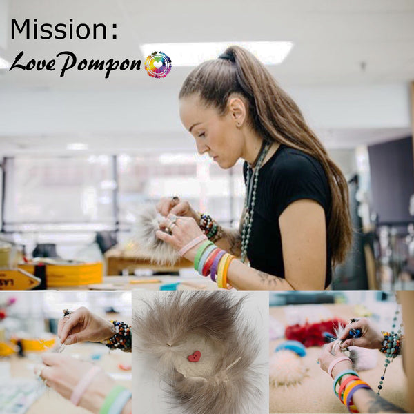 Mission: Love Pompon