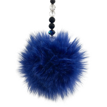 Charger l'image dans la galerie, Love Pompon | Fourrure Bleue - So Bluetiful