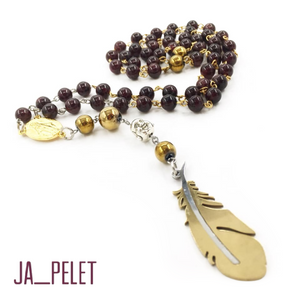 Collection Ja_Pelet | Chapelet Unique - Eagold
